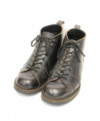 YS for men(ワイズフォーメン)の古着「ブーツ」|ブラック