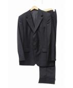 HUGO BOSS(ヒューゴボス)の古着「3Bセットアップスーツ」|ネイビー