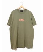 SAPEur(サプール)の古着「デニスロッドマンTシャツ」|オリーブ