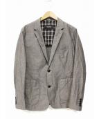 BURBERRY BLACK LABEL(バーバリーブラックレーベル)の古着「ジャケット」|グレー