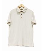 HERMES(エルメス)の古着「ポロシャツ」|グレー
