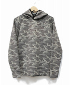 THE NORTH FACE(ザノースフェイス)の古着「NOVELTY TECH AIR SWEAT HOODIE」|カーキ