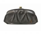 ebagos(エバゴス)の古着「がま口財布」 グレー