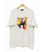 X-LARGE(エクストララージ)の古着「プリントTシャツ」|ホワイト