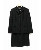 Burberrys(バーバリーズ)の古着「[OLD]セットアップスーツ」 ブラック