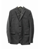 TAGLIATORE(タリアトーレ)の古着「2Bジャケット」 ブラック