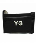Y-3(ワイスリー)の古着「ショルダーバッグ / サコッシュ」|ブラック