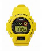 CASIO G-SHOCK(カシオ ジーショック)の古着「腕時計」|ライトニングイエロー