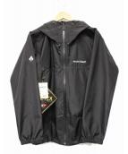 mont-bell(モンベル)の古着「レインダンサージャケット」|ブラック