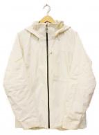 Patagonia(パタゴニア)の古着「中綿マウンテンパーカー」 ホワイト
