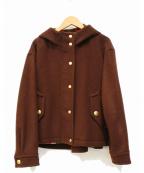 BLUE LABEL CRESTBRIDGE()の古着「フーデッドジャケット」|ブラウン