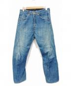 LEVIS RED(リーバイスレッド)の古着「2003 1st STANDARDデニムパンツ」 ブルー