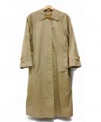 Burberrys()の古着「[OLD]ヴィンテージバルマカーンコート」|ベージュ