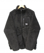 TMT(ティーエムティー)の古着「アメルカンレトロボアジャケット/フリース」|ブラック