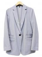 ()の古着「Refind Ox テーラードジャケット」 ダルブルー