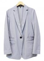 icB(アイシービー)の古着「Refind Ox テーラードジャケット」|ダルブルー