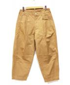 Traditional Weatherwear(トラディショナルウェザーウェア)の古着「UNION SLACK 301」|ベージュ