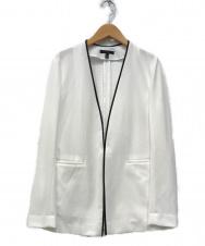 icB (アイシービー) Cushyジャケット ホワイト サイズ:38
