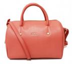 ()の古着「アリッサ2WAYバッグ」 ピンク