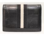 ()の古着「TOBELレザーカードケース」 ブラック