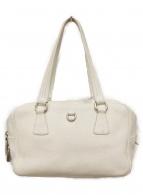 ()の古着「ハンドバッグ」 ホワイト