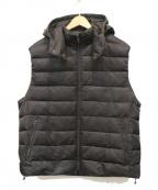 ck Calvin Klein(シーケーカルバンクライン)の古着「ダウンベスト」|ブラック