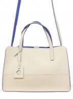 Kate Spade(ケイトスペード)の古着「フリーマンストリートバッグ」|ホワイト