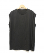 DEUXIEME CLASSE()の古着「loosey クルーネックタンクトップ」|ブラック