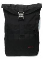 BRIEFING(ブリーフィング)の古着「ミッションフラップリュック/バックパック」 ブラック