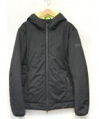 EA7(イーエーセブン)の古着「中綿ジャケット」 ブラック