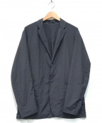 DESCENTE PAUSE(デサントポーズ)の古着「MUSOU JACKET」 ネイビー