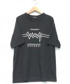 UNDERCOVER(アンダーカバー)の古着「プリントTシャツ」|ブラック