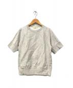 ()の古着「半袖スウェット」|グレー