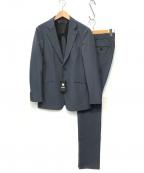 DESCENTE(デサント)の古着「スタイリッシュスーツ」|ネイビー
