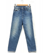 ()の古着「classic straightデニムパンツ」|ブルー