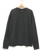 A-COLD-WALL()の古着「ロゴスウェットシャツ」 ブラック