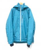 MAMMUT()の古着「Stoney HS Thermo Jacket」|ブルー