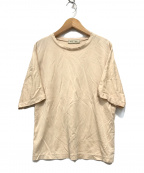 EBURE×Ronharman(エブール ロンハーマン)の古着「カットソー」 ベージュ