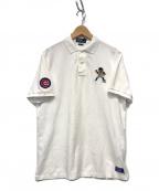 POLO RALPH LAUREN(ポロ・ラルフローレン)の古着「ポロシャツ」 ホワイト