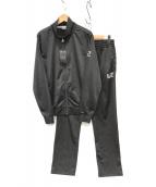 ()の古着「ジャージセット」 ブラック