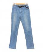 GRAMICCI(グラミチ)の古着「デニムクライミングパンツ」|インディゴ