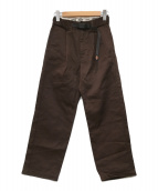 ()の古着「クライミングパンツ」|ブラウン
