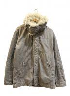 ELECTRIC COTTAGE()の古着「ミリタリージャケット」 グレー