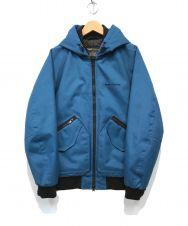 BACK CHANNEL (バックチャンネル) ジャケット ブルー サイズ:L