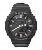 CASIO()の古着「G-SHOCK  /腕時計」|ブラック