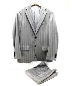 TOMORROW LAND(トゥモローランド)の古着「2Bスーツ」|グレー