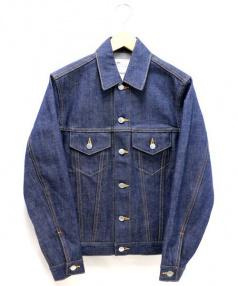 ALLEGE(アレッジ)の古着「デニムジャケット」 インディゴ