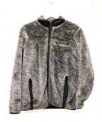 Needles sportswear(ニードルズスポーツウェア)の古着「ファージャケット」 グレー
