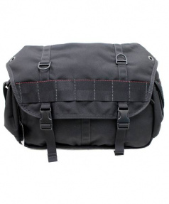 BRIEFING(ブリーフィング)の古着「メッセンジャーバッグ」 ブラック