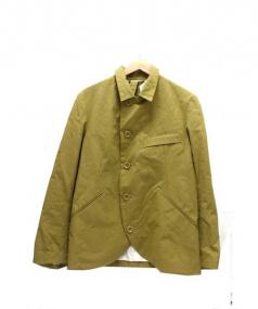 MARKAWARE(マーカウェア)の古着「L24 FIELDMAN COAT SHORT」 ベージュ